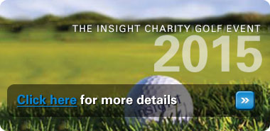 Insight Charity Golf Event